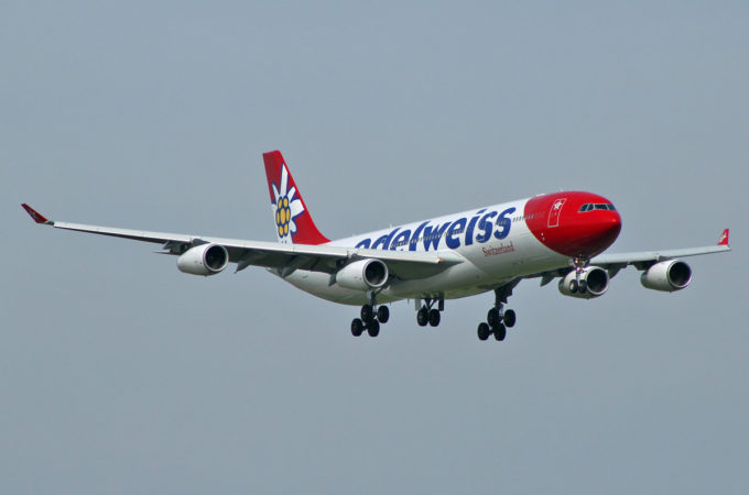Airbus Edelweiss