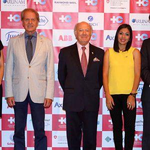 Cecilia Dibárbora, Rodolfo Dietl, Alfredo Rodríguez, Erica Palomque Y Pablo Wichmann (CCSA)