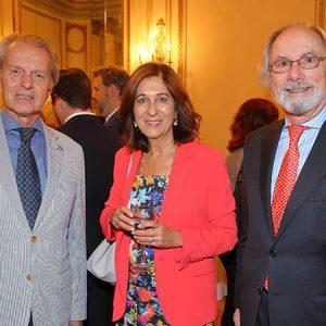 Rodolfo Dietl (CCSA), Graciela Dietl Y Willi Carballo