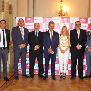 Verónica Bacci (CHRONEX), Ramiro Díaz (ROCHAIX), Joel Lamcovich (DANFER), Ricardo Banfi (CHRONEX), Hernán Díaz (CHRONEX), Roxana Olivella (OLIVELLA), Ernesto Kohen (CHRONEX), Gabriel Vignola (CHRONEX) Y Jorge Bordo (BLEU JOYAS)