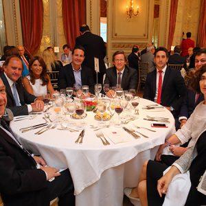 Invitados De La CCSA