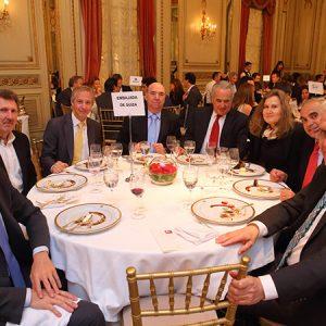 Invitados De La Embajada Suiza En Argentina