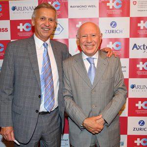Jorge Dietl (KPMG) Y Juan José Schaer (HORTON)