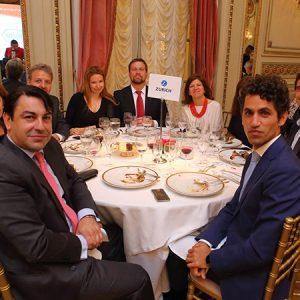 Marcelo Castagna (ZURICH), Adriana Arias (ZURICH), María Juliana Marra (ZURICH), Martín Casazza (ZURICH) Pablo Castiglioni (SCHINDLER), Mauro Zoladz (ZURICH)