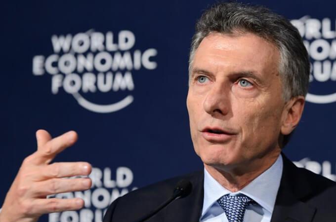 Macri viajará a Suiza para asistir al Foro Económico de Davos