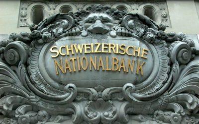Banco Nacional Suizo alcanzó mayores ganancias en sus 110 años de historia