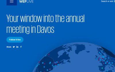 KPMG ofrece en Argentina WEFLIVE, con cobertura y análisis del WEF 2018