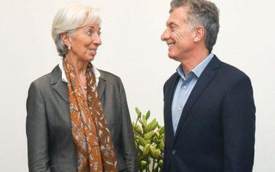 La Directora del FMI se reúne con el G-20 en Buenos Aires