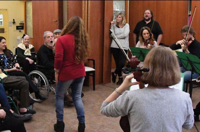 Geben realizará un concierto solidario