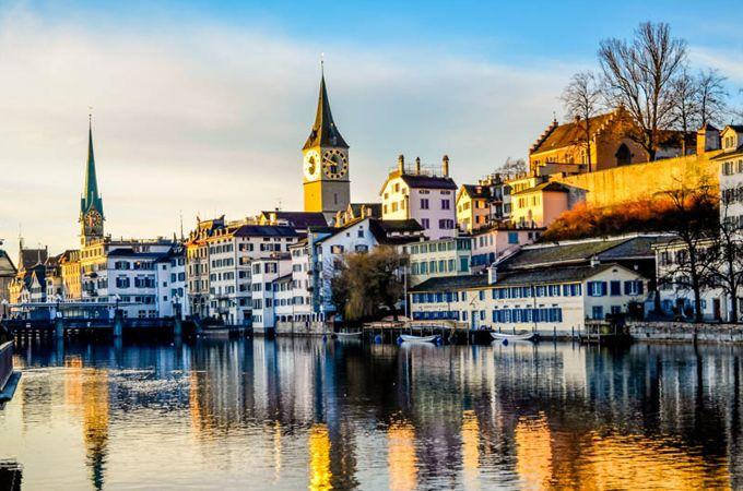 Zúrich y Ginebra pagan mejor a los expatriados