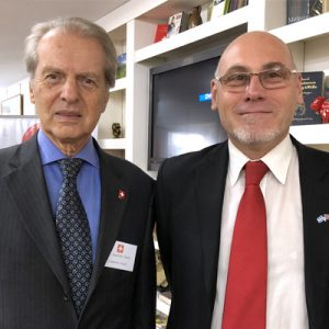 11 Rodolfo Dietl (CCSA), Victor Ciotti (CANC)