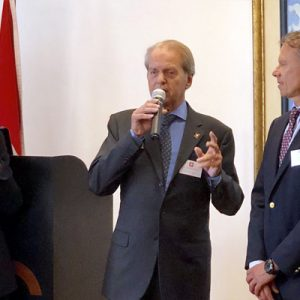 Kathy Riklin (EFTA), Rodolfo Dietl (CCSA), Carlos Etcheverry (CANC)