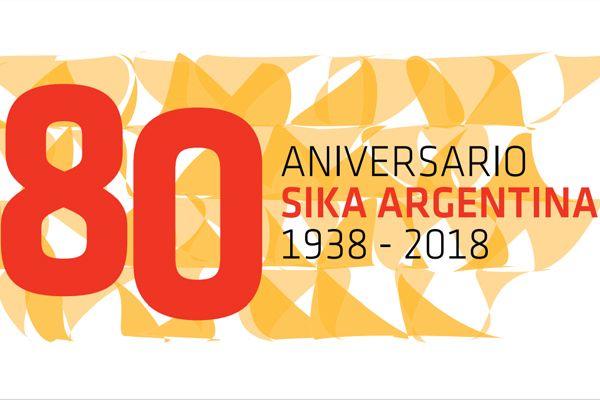 Sika Argentina Cumple 80 Años Como Líder En Químicos Para La Construcción