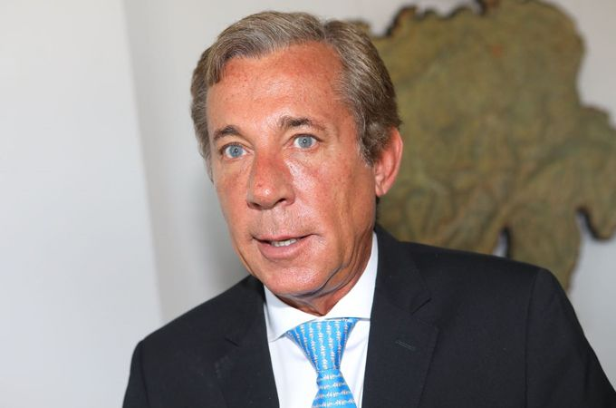 El Embajador Luis María Kreckler Visitó La CCSA