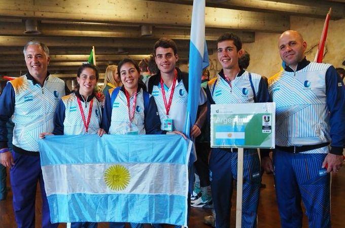 Jóvenes argentinos compitieron en el Mundial de Cross Country en Suiza
