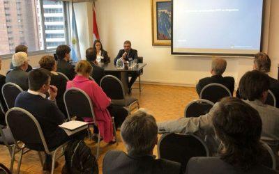 Se realizó el seminario sobre PPP e Infraestructura Pública en Argentina
