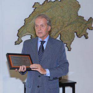 Rodolfo Dietl Presidente De La CCSA