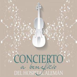 concierto benefico hospital aleman 1