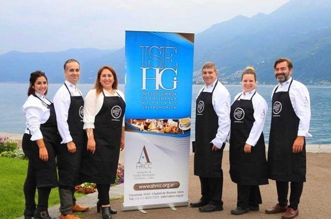 La gastronomía porteña deslumbró a Suiza en el Gusto Festival