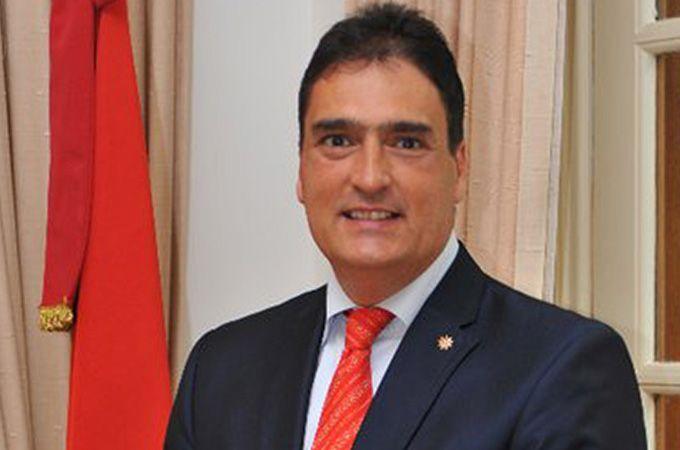 Hanspeter Mock expresó el interés del empresariado suizo en Argentina
