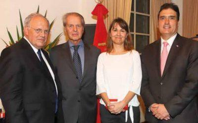 Una visita que prepara el acuerdo AELC-Mercosur