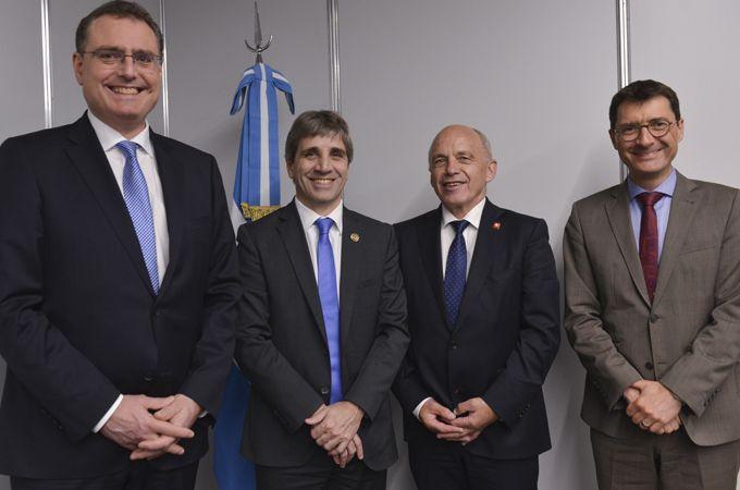 Jorg Gasser. archivos - Cámara de Comercio Suizo Argentina