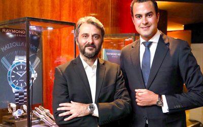 Raymond Weil lanza «Tango Piazzolla», primer modelo exclusivo para Argentina