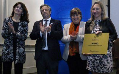 KPMG fue reconocida por el Ministerio de Salud de Argentina