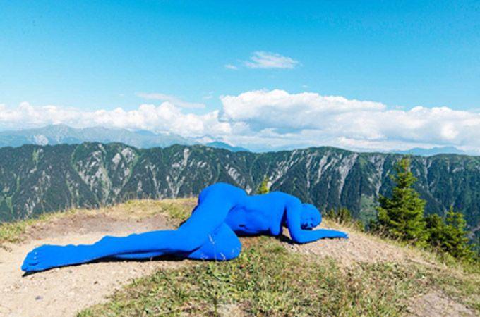 El vallle suizo Safiental presenta su segunda muestra de arte al aire libre