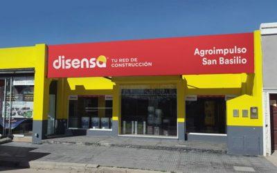 Disensa se consolida como la red más grande de materiales de construcción en Argentina