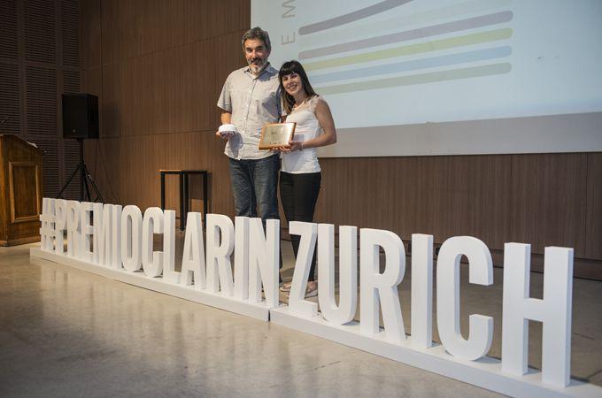 10º Premio Clarín-Zurich A La Educación