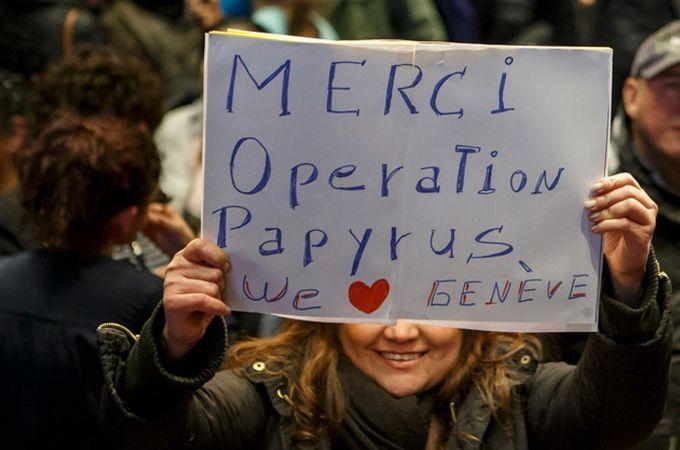 Se estudia la salud de inmigrantes en Ginebra para Operación Papyrus