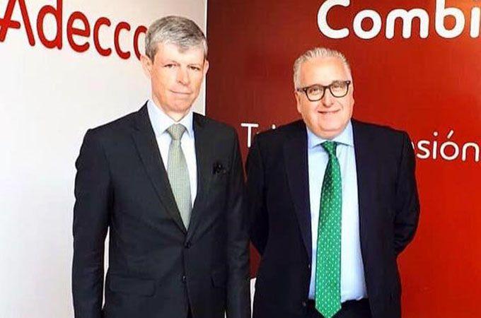 Heinrich Schellenberg Visitó La Filial Argentina De Adecco