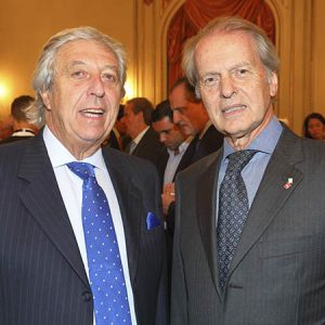 Carlos Pitta, (Multimarketing E Inversor R. Estate) Rodolfo Dietl (Pte CCSA)