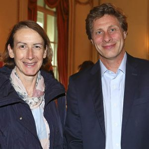 Claudia Hess (Embajada De Suiza En Argentina), Cristian Krüger (Mitrani, Caballero & Ruiz Moreno)