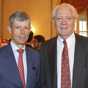 Embajador Heinrich Schellenberg, Alberto Lisdero