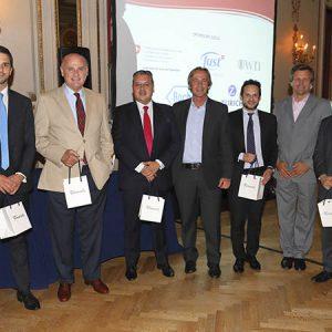 Hernan Ferrer Reyes (UBS), Kurt Zweifel (La María Luisa), Ariel Blufstein (DAIA), Juan María Choperena (Firmenich), Joaquin Pagano (Own Hoteles), Ricardo Tischler (Firmenich), Fausto Spodornon