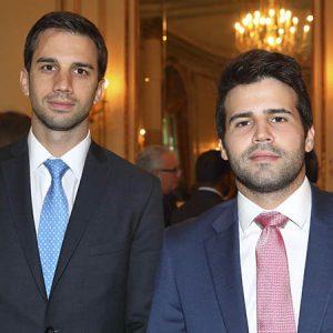 Hernan Ferrer Y Agustín Alonso (UBS)