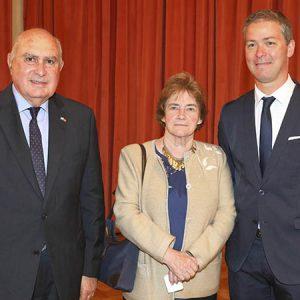 Humberto López, Haydée Feybli, Gonzalo Gonzalez Albarracin