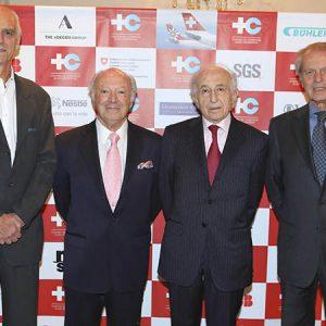 Jorge Fassbind, Alfredo Rodríguez, Alfonso C. Freyvogel, Rodolfo Dietl