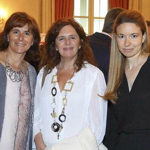 Nora Vignolo (Zurich), Adriana Arias (Zurich), Juliana Marra (Zurich)