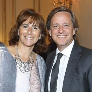Nora Vignolo (Zurich Insurance Company Ltd), Federico Marcolongo (Hanesbrands)