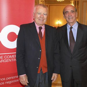 Orlando Ferreres (OJF), Dr. Ricardo Arriazu