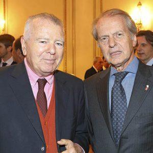 Orlando Ferreres (OJF), Rodolfo Dietl (Pte CCSA)