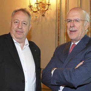 Pierre Metrailler (Arunam), Paul Berni (Consul Honorario De Rosario)