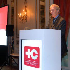 Rodolfo Dietl (Presidente CCSA)