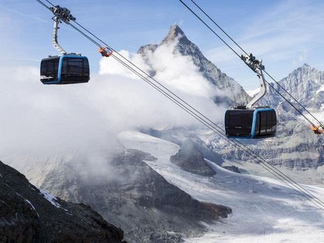 Nuevo funicular del Matterhorn