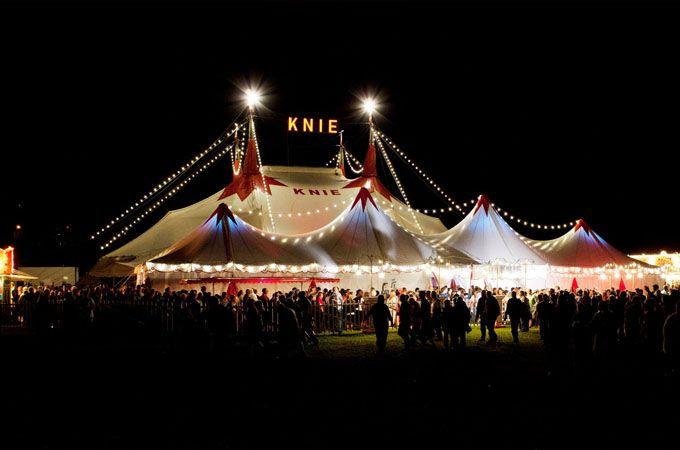 El Circo Knie Festeja Sus Cien Años