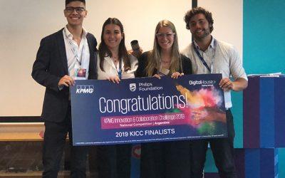 KPMG presenta el equipo argentino para el KICCC 2019