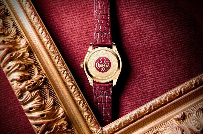 Omega Celebró 125 Años En Suiza